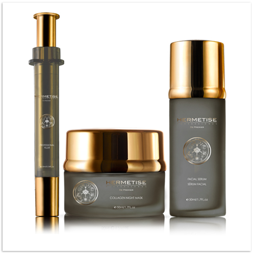 Age Defying Collection how to use Hermetise